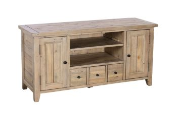 Greyson TV Unit with Doors & Drawers