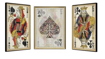Playing Card 3 in 1 Picture
