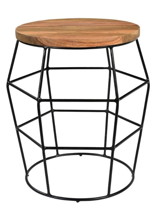 Enfield Pumpkin Side table