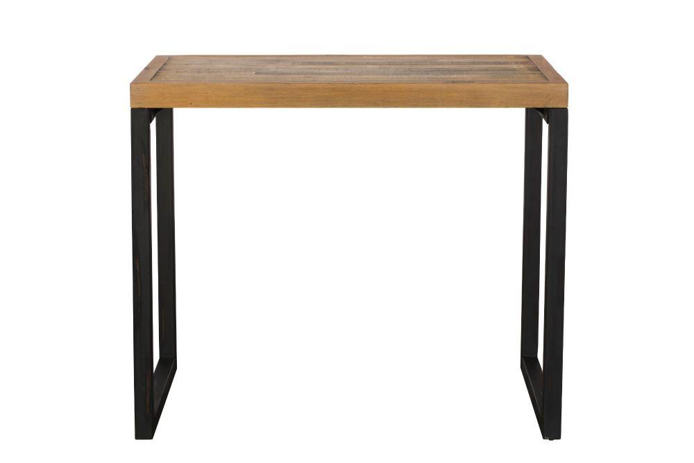 Retro Rectangular Bar Table