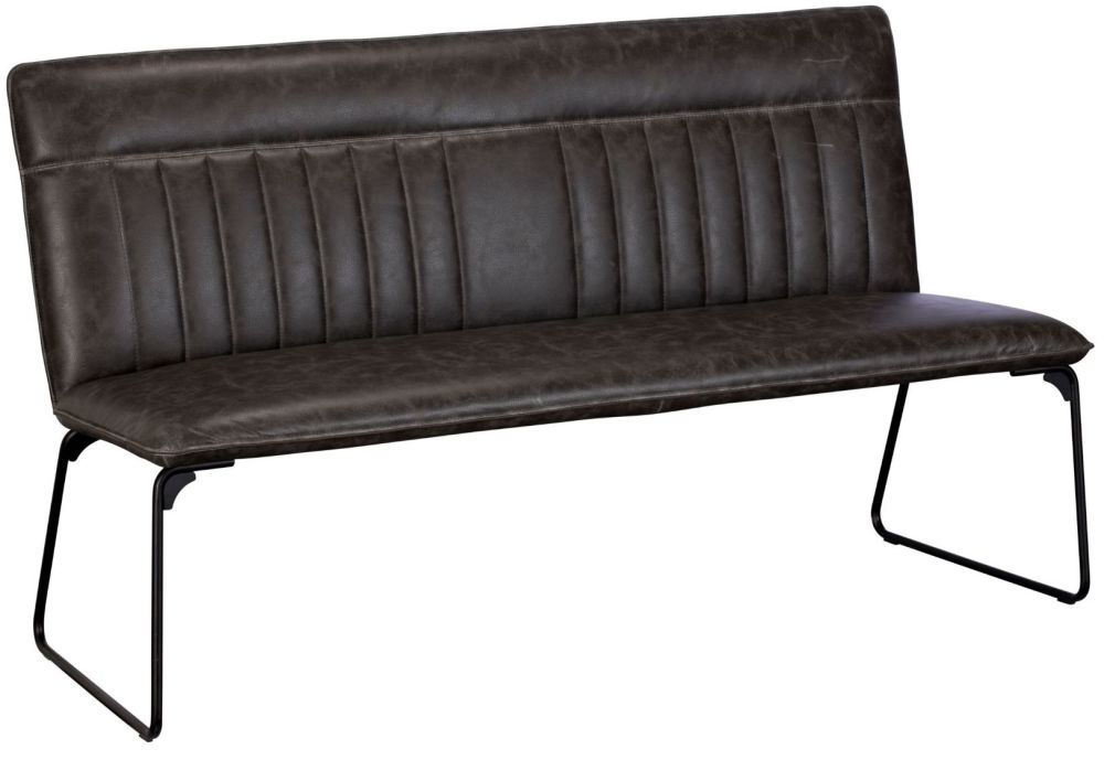 Tommy Dining Bench Grey