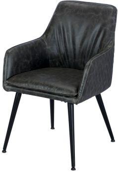 Jamie Dining Chair Grey