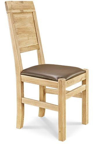 Driftwood European Oak Dining Chair