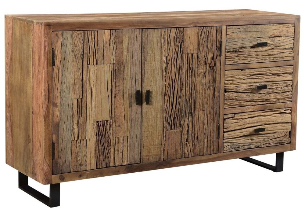 Enfield Sideboard Sleeper Wood With Drawers