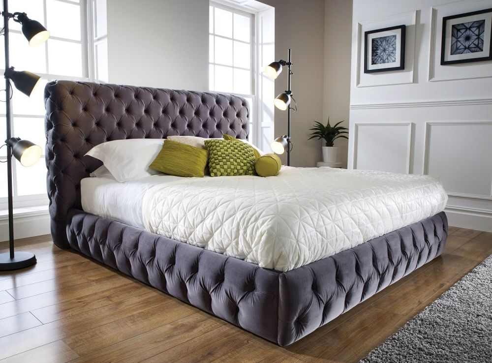 Naomi Super King Size Bed Frame