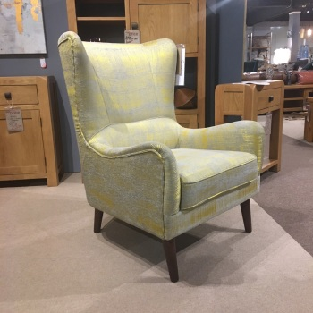 Prolly Chair  Yellow