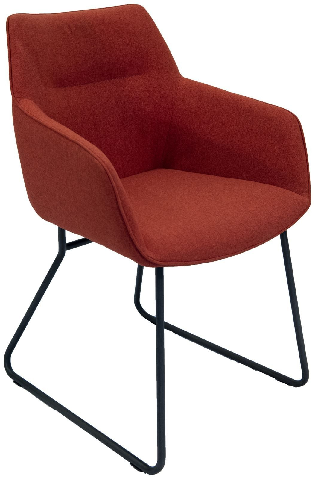 Ericka Dining Chair Orange