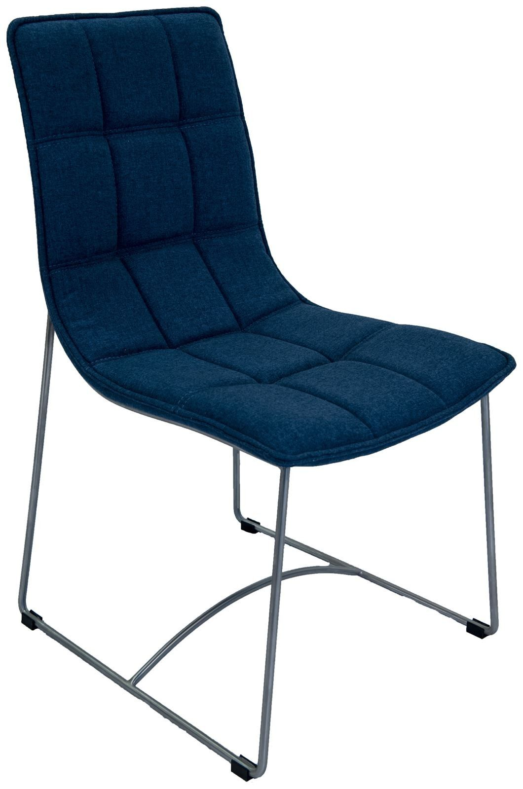 Leo Blue Dining Chair
