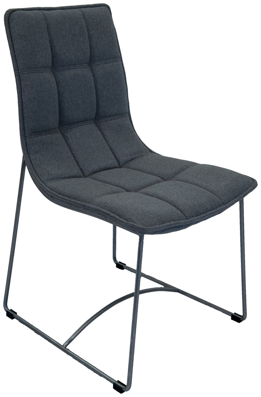 Leo Como Grey Dining Chair