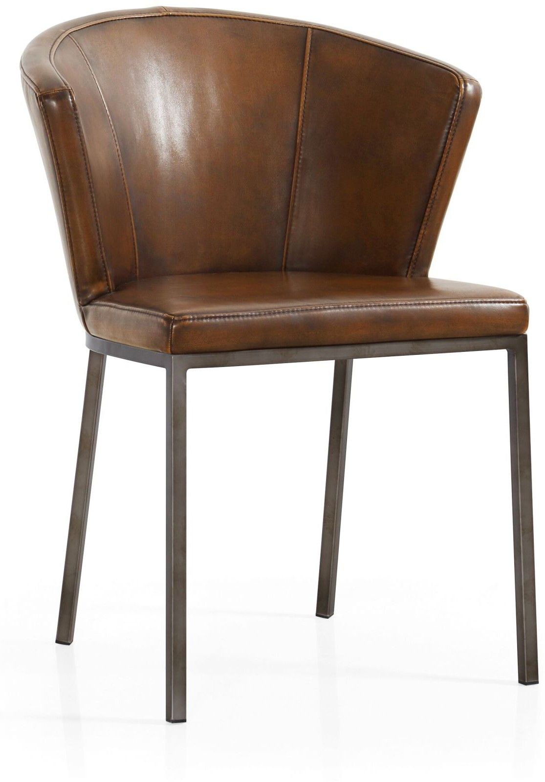 Retro Curve Dining Chair