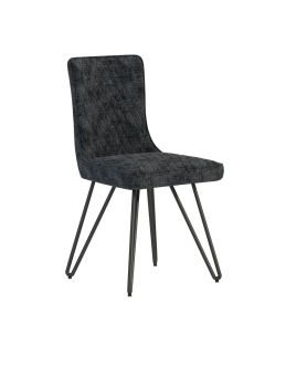 Houston Dining chair Dimensions Height 910 x Width 470 x Depth 615