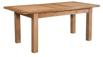 Katharine Dining Table Extending Small with 1 Leaf