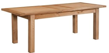Katharine Dining Table Large Extending with 2 Leaf