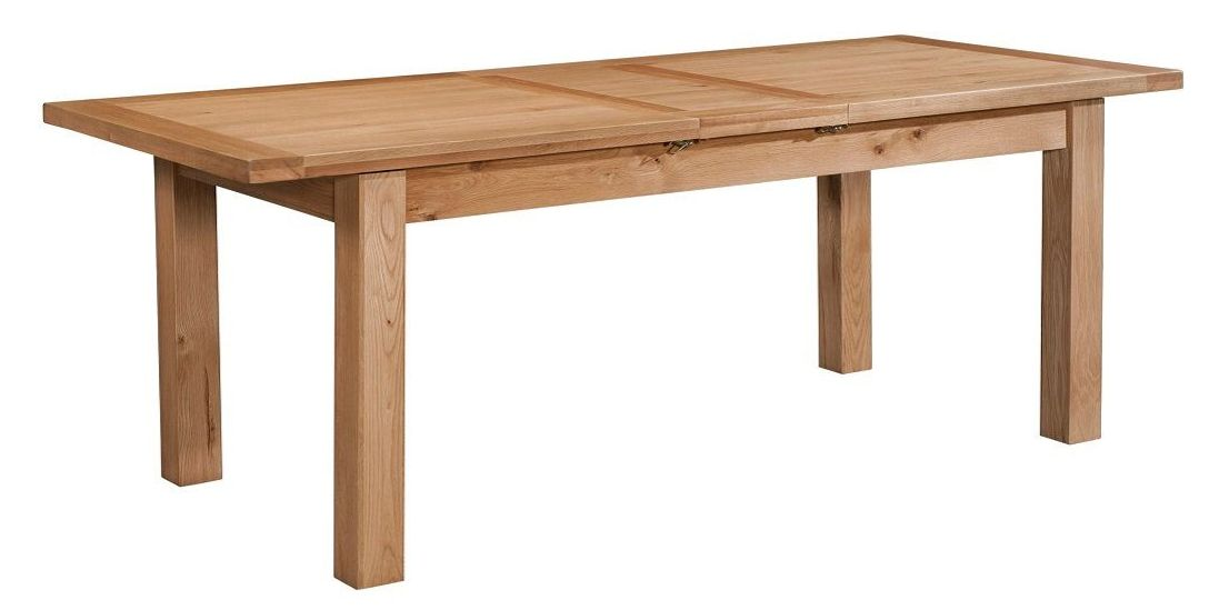 Katherine Dining Table Medium Extending with 2 Leasf