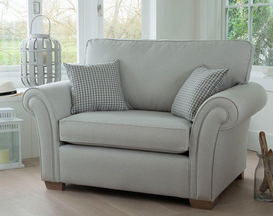 Salcombe Snuggler Chair