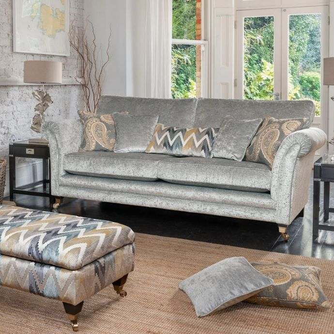 Laurence 4 Seater Sofa