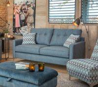 Jessie 3 Seater Sofa Bed