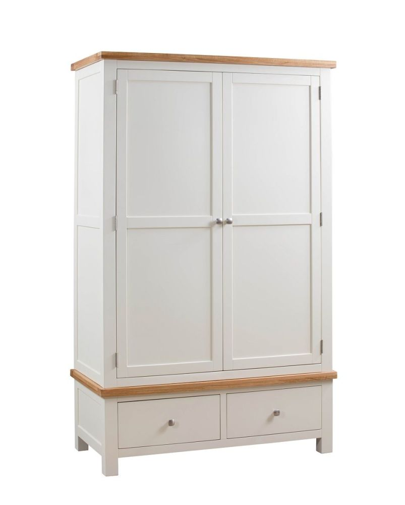 Robe Double with Drawer