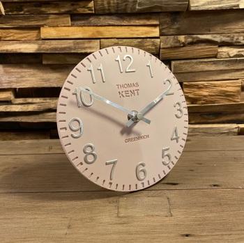 "6"" Cotswold Mantel Clock Orchid"
