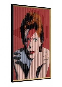 Bowie Kinetic Wall Art