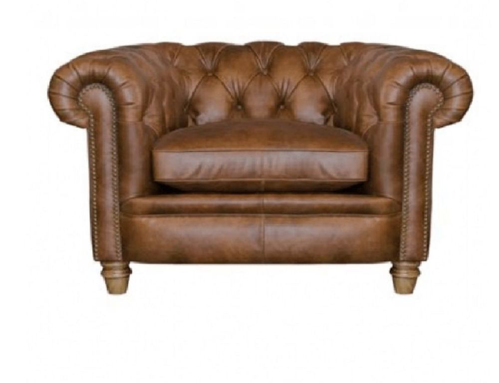 Chester Chair in Boscotti Leather