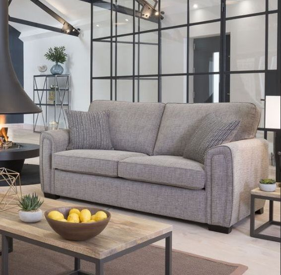 Tennessee 3 Seater Sofa Bed