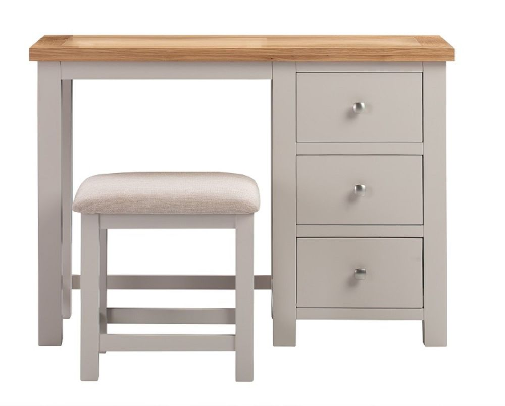 New Amber Dressing Table & Stool