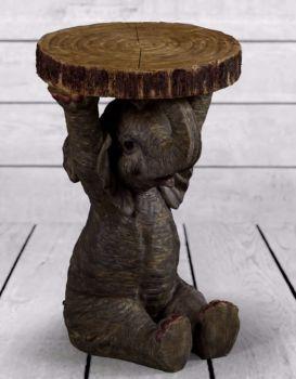 Side Table Elephant
