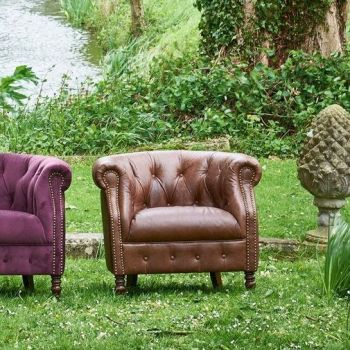 Kintyre Chair Leather