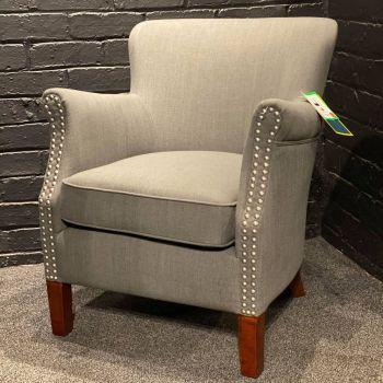 Harlow Chair Charcoal