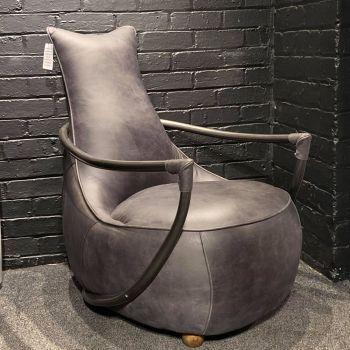 Pritchard  Chair Grey