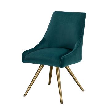 Farrah Dining Chair Teal