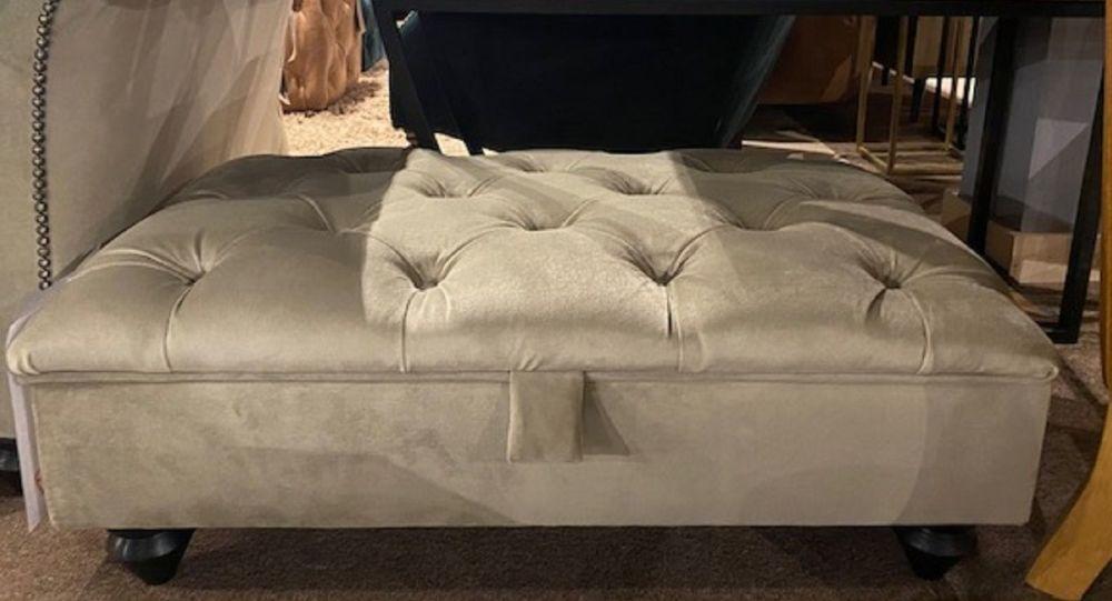 Winchester Storage Footstool