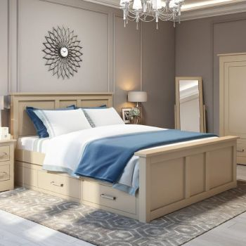 Bed Accessory Unit of 3 Under Bed Drawers