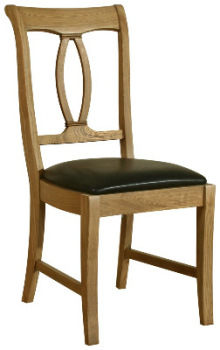 Versaille Oak Chair Dining