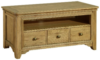 Versaille Oak TV Unit