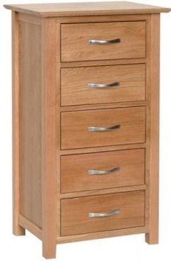Katharine Chest 5 Drawer Wellington
