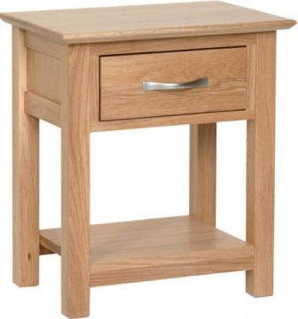 Katharine Chest 1 Drawer Bedside Table