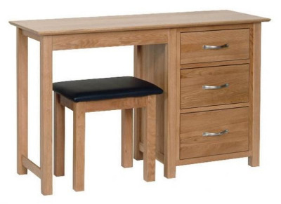 Katharine Single Pedestal Dressing Table