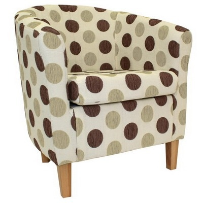 Panda Chair Dolce Brown