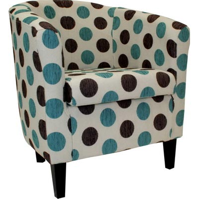 Panda Chair Dolce Blue