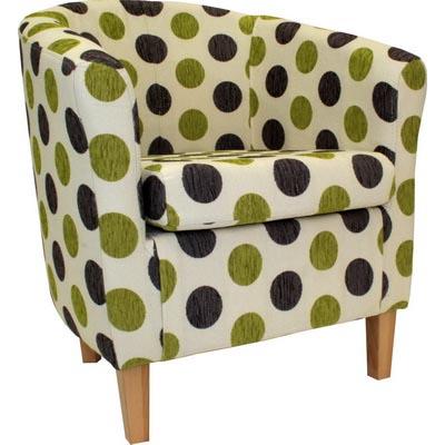 Panda Chair Dolce Green