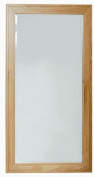 Roma Oak Mirror Large