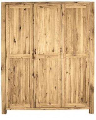 Driftwood Wardrobe Triple