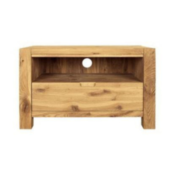 Driftwood TV Unit 1 Drawer