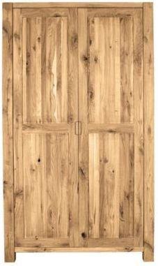 Driftwood Wardrobe Double