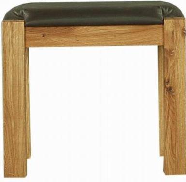 Driftwood Bedroom Stool