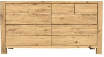 Driftwood Chest Wide