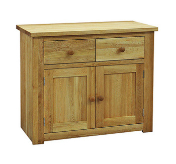 Lauriston Sideboard 2 Door Solid Oak