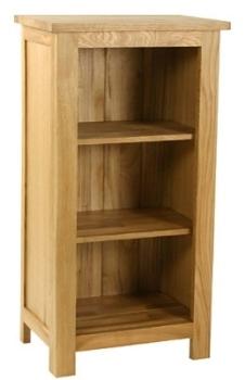 New England Oak Bookcase Mini
